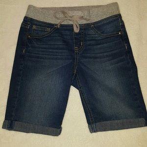 Justice Bermuda Shorts sz 10